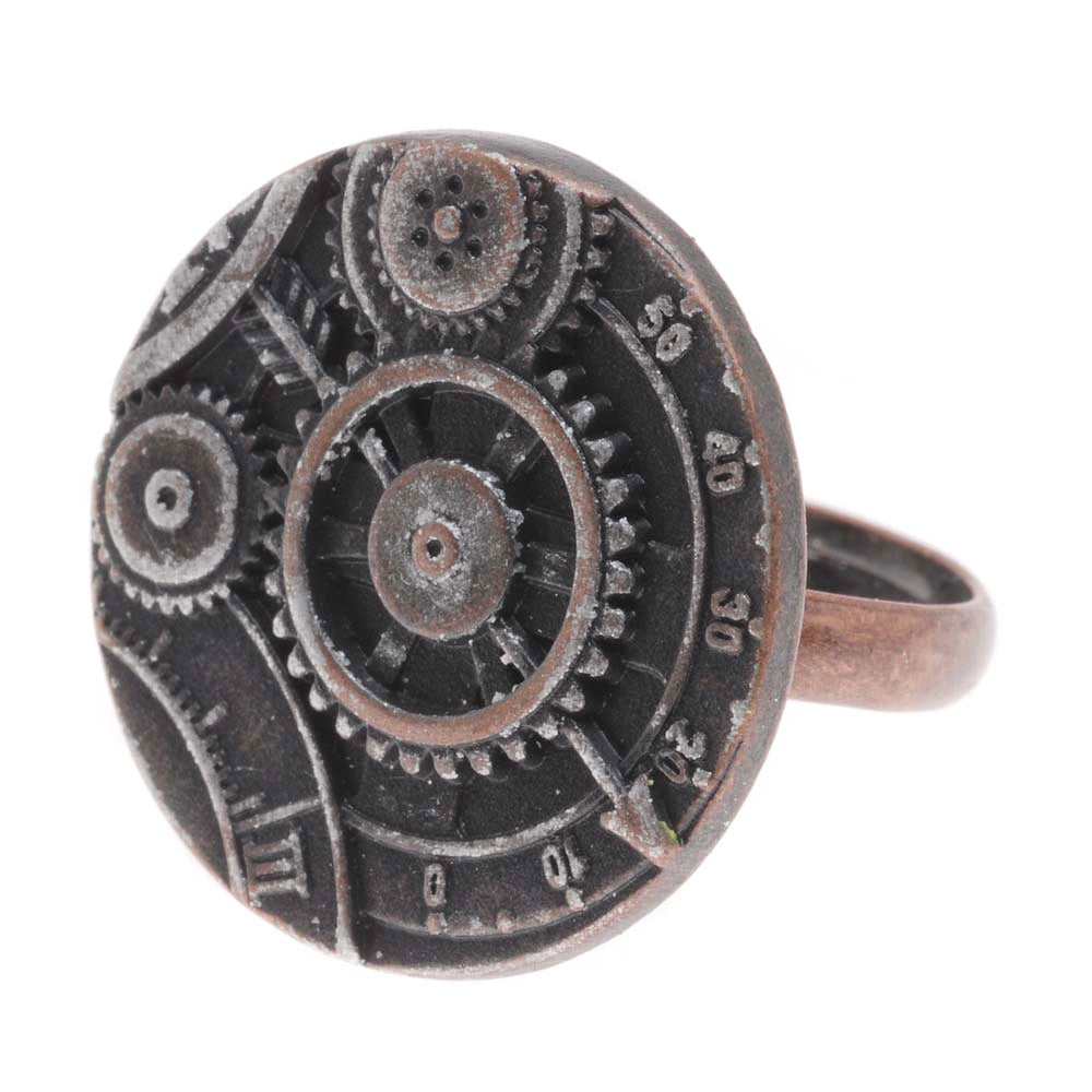 Retired - Steam Powered Ring