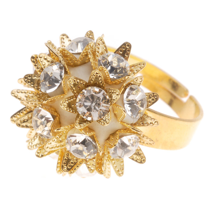 Retired - Gold Doris Day Ring