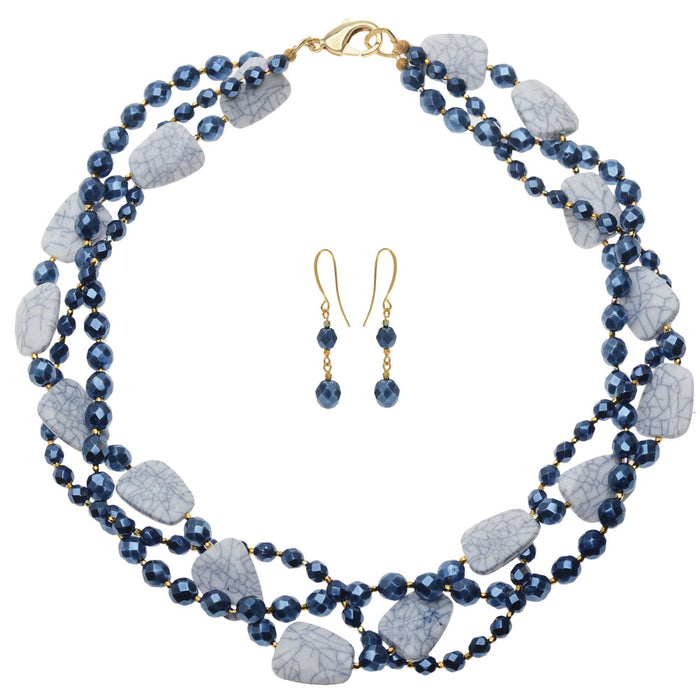 Retired - Nantucket Necklace and Earring Set