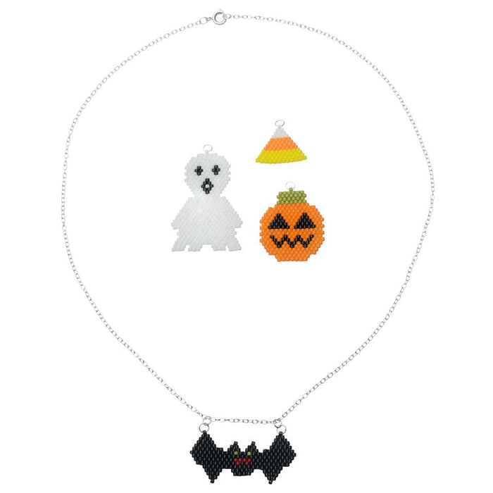 Set of Halloween Charms