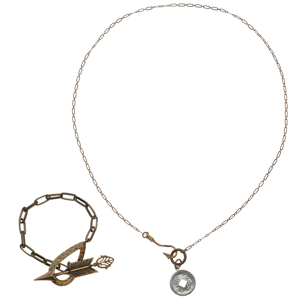 Retired - My Journey Bracelet and Necklace Set