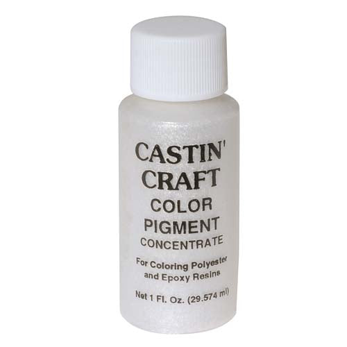 CASTIN CRAFT Casting Epoxy Resin Opaque Pearl Pigment Dye 1 Oz