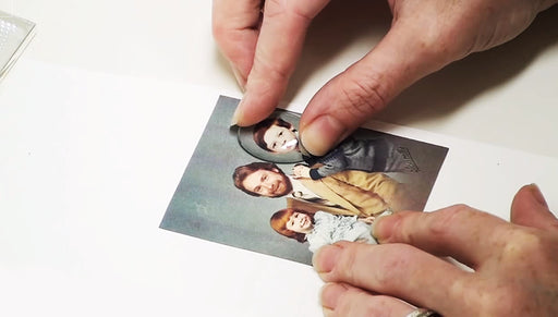 How to Make a Keepsake Photo Pendant