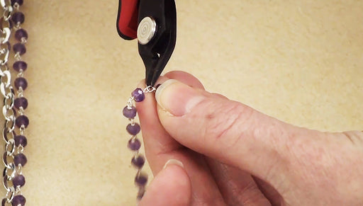 How to Properly Cut Gemstone Chain