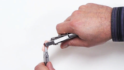 How to Use Eurotool's Parallel Hole Punch Pliers
