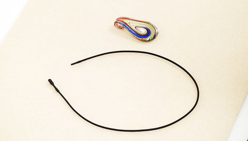 Product Spotlight: Rubber Tube Necklace