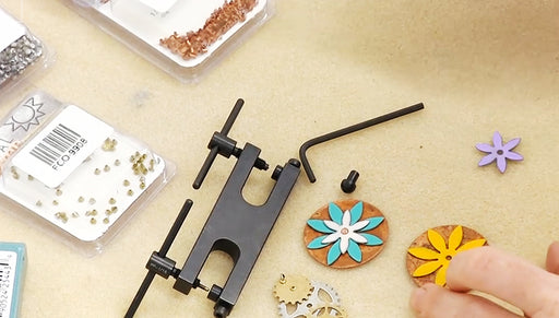 How to Use Beadsmith's EZ-Rivet Tool