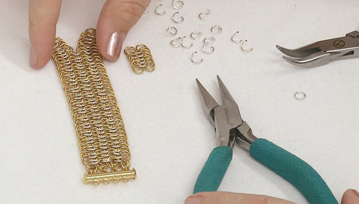 How to do European 6-in-1 Chain Maille