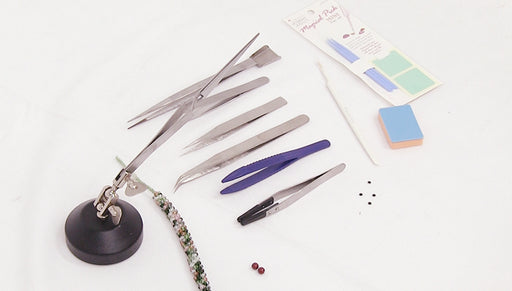 Overview of Tweezers for Jewelry Making
