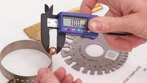 Overview of Measuring and Design Tools for Jewelry Making