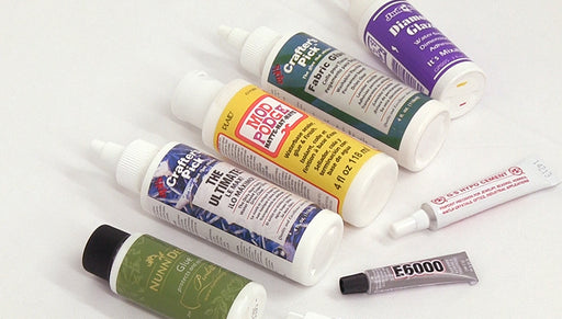 Overview of Adhesives for Jewelry Making