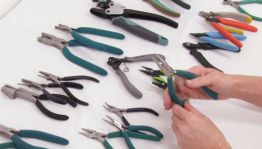 Overview of Pliers for Jewelry Making