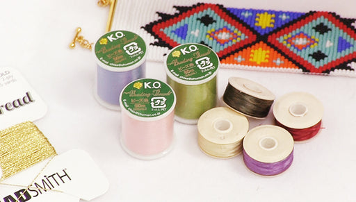Overview of Beading Threads