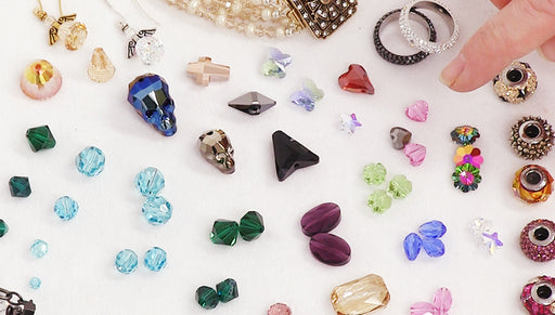 Overview of Swarovski Crystal Beads