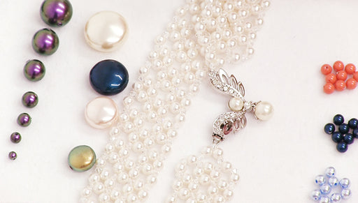 Overview of Swarovski Crystal Pearls