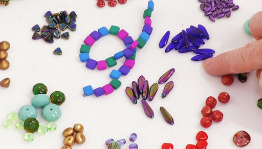 Visual Guide to Czech Glass Bead Styles