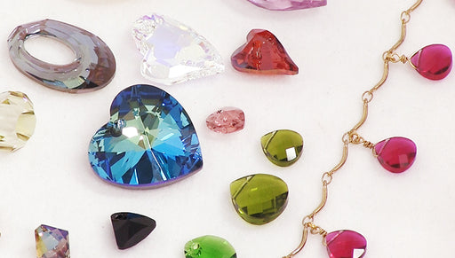 Overview of Swarovski Crystal Pendants