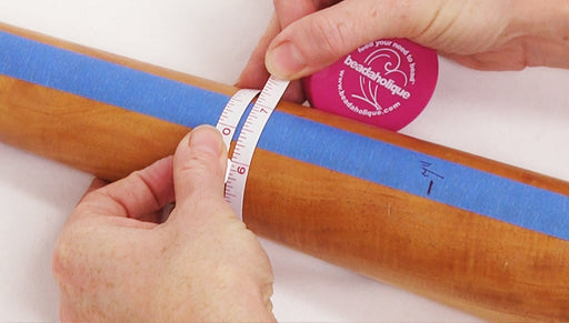 How to Add Size Markings to your Bracelet Mandrel