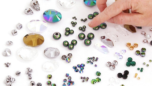 Show & Tell: Swarovski Innovations Fall/Winter 2016-17 Collection