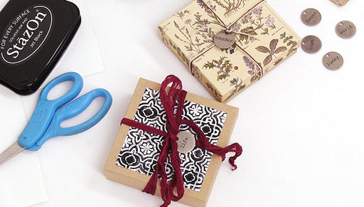 How to Decorate Gift and Jewelry Boxes