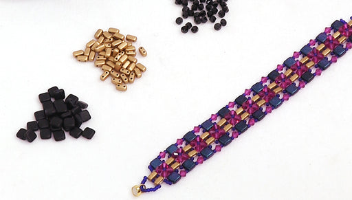 How to Make the Veracruz Bracelet