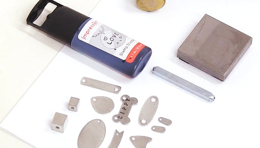 How to use ImpressArt Stamp Enamel