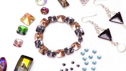 Overview of Swarovski Crystal Buttons & Sew-on Stones