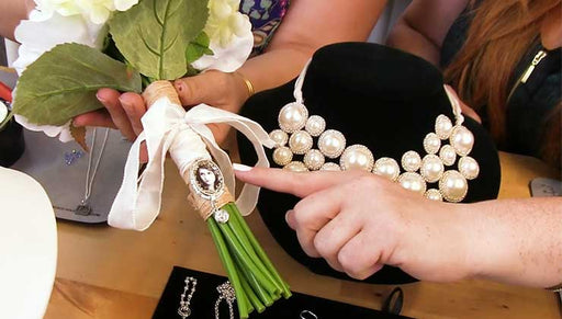 Beadaholique Live Class: Wedding Jewelry