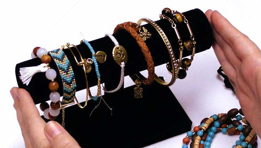 How to Stack and Layer Bracelets