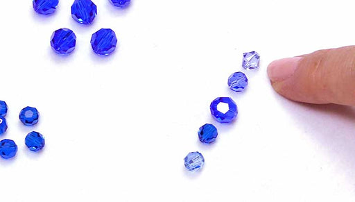 How to Choose the Right Swarovski Crystal Blue