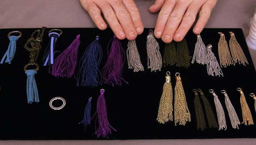 Beadaholique Live Class: Tassels and Fringe