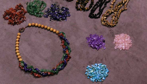Show & Tell: Gemstone Chips