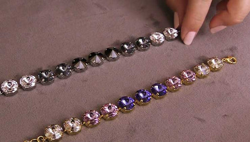 Beadaholique Live Class: Quick & Easy Jewelry Featuring Gita Settings and Swarovski Crystal