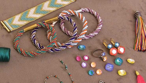 Beadaholique Live Class: Summer Jewelry Trends
