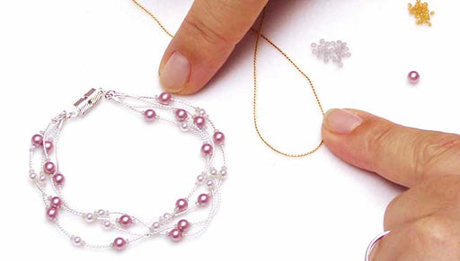 Quick Tip: Using Bead Bumpers with Beading Chain
