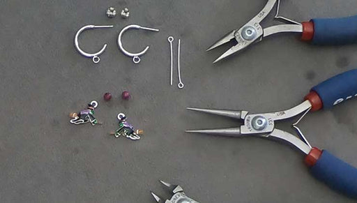 Quick & Easy DIY Jewelry: Witchy Ways Earrings