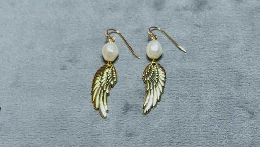 Quick & Easy DIY Jewelry: How to Make the Angel's Flight Earrings