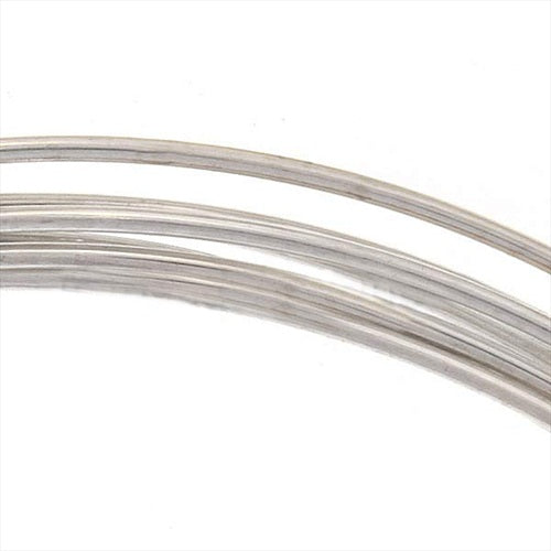 Sterling Silver Wire 20 Gauge Round Dead Soft (5 Ft)