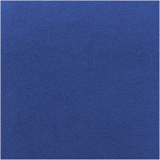 The Beadsmith Ultra Suede For Beading Foundation And Cabochon Work 8.5x8.5 Inches - Jazz Blue