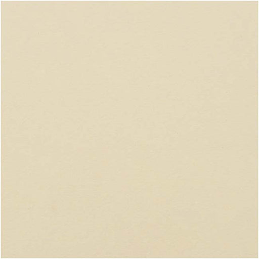 Beadsmith Ultra Suede For Beading Foundation And Cabochon Work 8.5x8.5 In - Country Cream