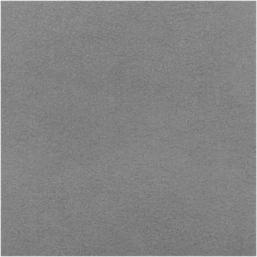 The Beadsmith Ultra Suede For Beading Foundation And Cabochon Work 8.5x4.25 In. - Silver Pearl