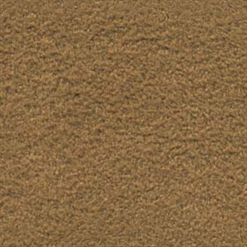 The Beadsmith Ultra Suede For Beading Foundation And Cabochon Work 8.5x4.25 Inches - Camel