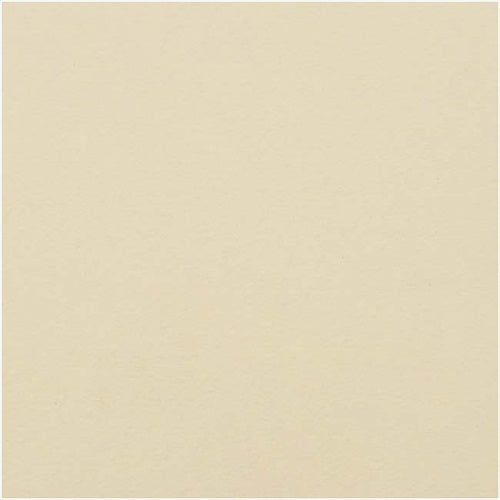 Beadsmith Ultra Suede For Beading Foundation And Cabochon Work 8.5x4.25 Inches - Cream