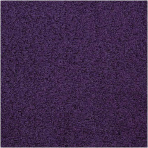 The Beadsmith Ultra Suede For Beading Foundation And Cabochon Work 8.5x4.25 Inches - Violine