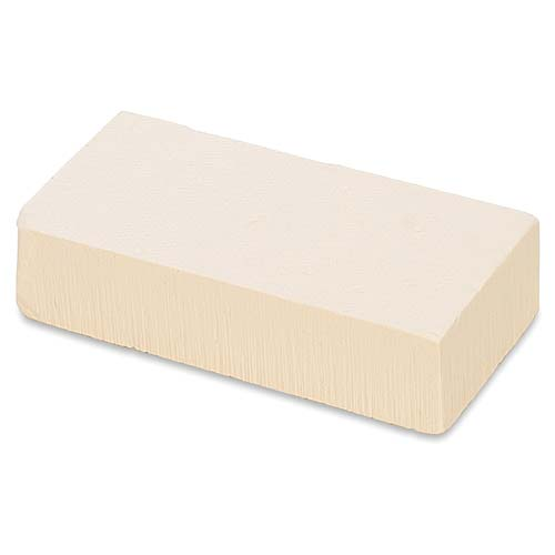 Magnesia Block For Soldering 6 Inch 3.7Oz (1 Piece)