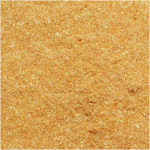 Crystal Clay Sparkle Dust - Mica Powder 'Gold' 1.5g
