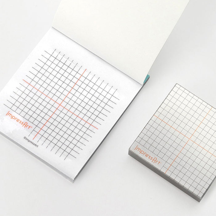 ImpressArt Scratch Protector Booklet, Reduce Distortion from Metal Punch Stamping,, 20 Stickers