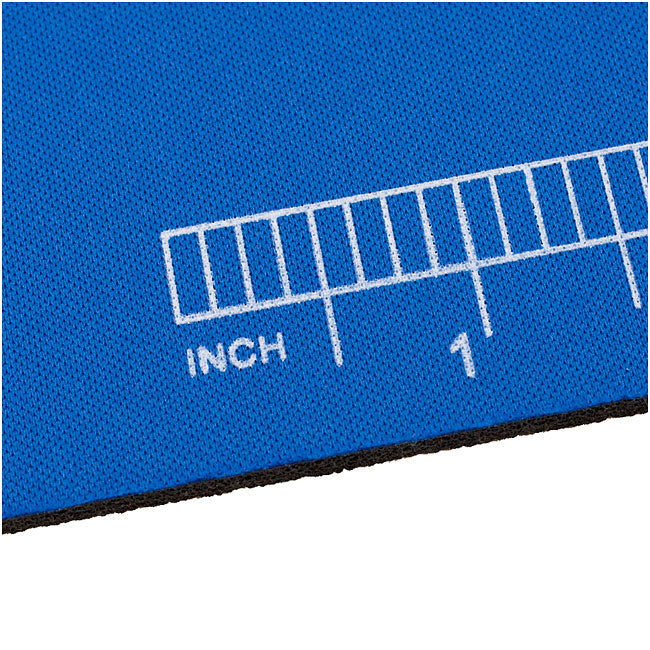 Eurotool Padded Work Mat 20x15 Inches, Blue