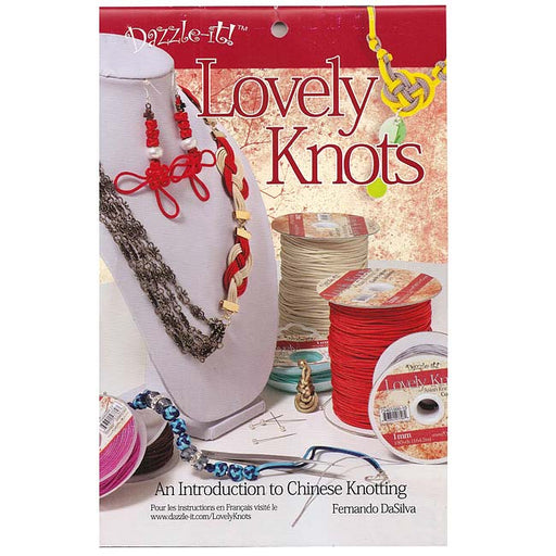Lovely Knots Booklet - An Introduction To Chinese Knotting - Fernando DaSilva