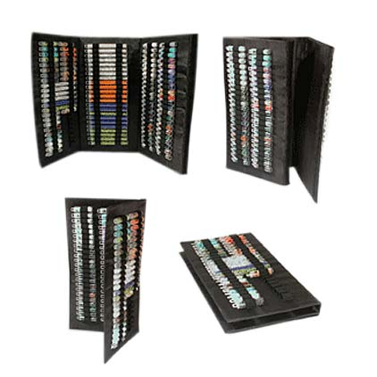 The Beadsmith Bead Tube Tower Organizer For Seed Bead Tubes Or Tools